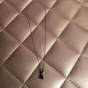 Little black dress necklace